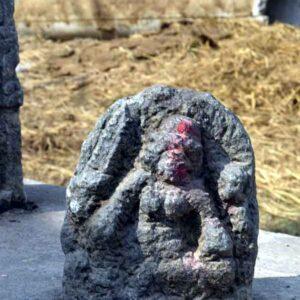 Image of Goddess Laxmi or Parvati, Patharkatti, Gaya, Bihar.