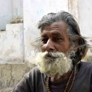 Manohar Lal Gaur, Senior Stone Carver, No more active in stone carving.