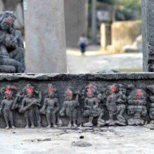 Panel of Dashavatara (Lord Vishnu)