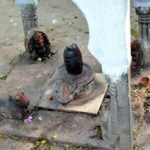 Composition of Panch-Devta sculptures in Patharkatti village, Gaya, Bihar