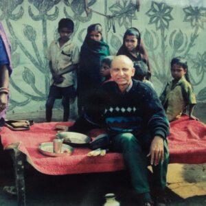 Rudhan Devi Kurmi, vill. Jorakath, Hazaribadh, Jharkhand. Img 2, 1994