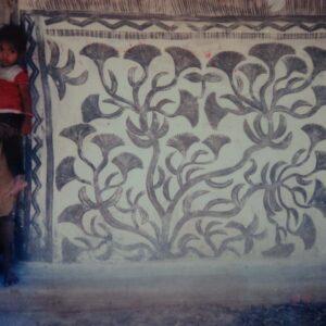 Sugiya Devi, Prajapati, vill. Kharati, Hazaribadh, Jharkhand. Img 3, 1994