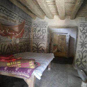 Sugiya Devi, Village - Kharati, Hazaribagh, Jharkhand. IMG 6
