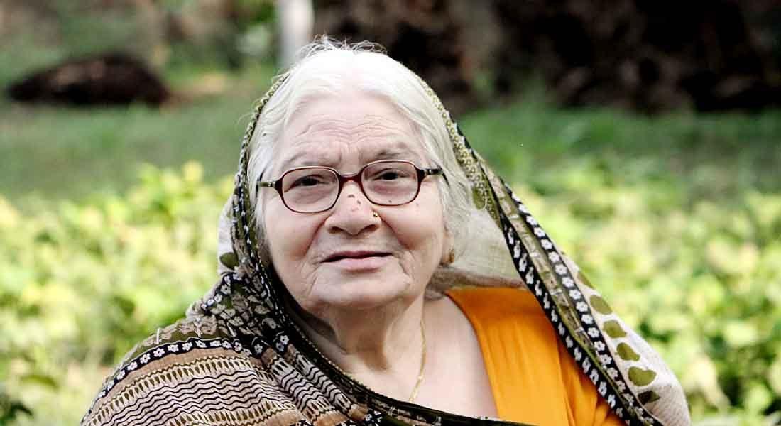 Padma Shri Godavari Dutta, Ranti, Madhubani, Bihar © Folkartopedia library