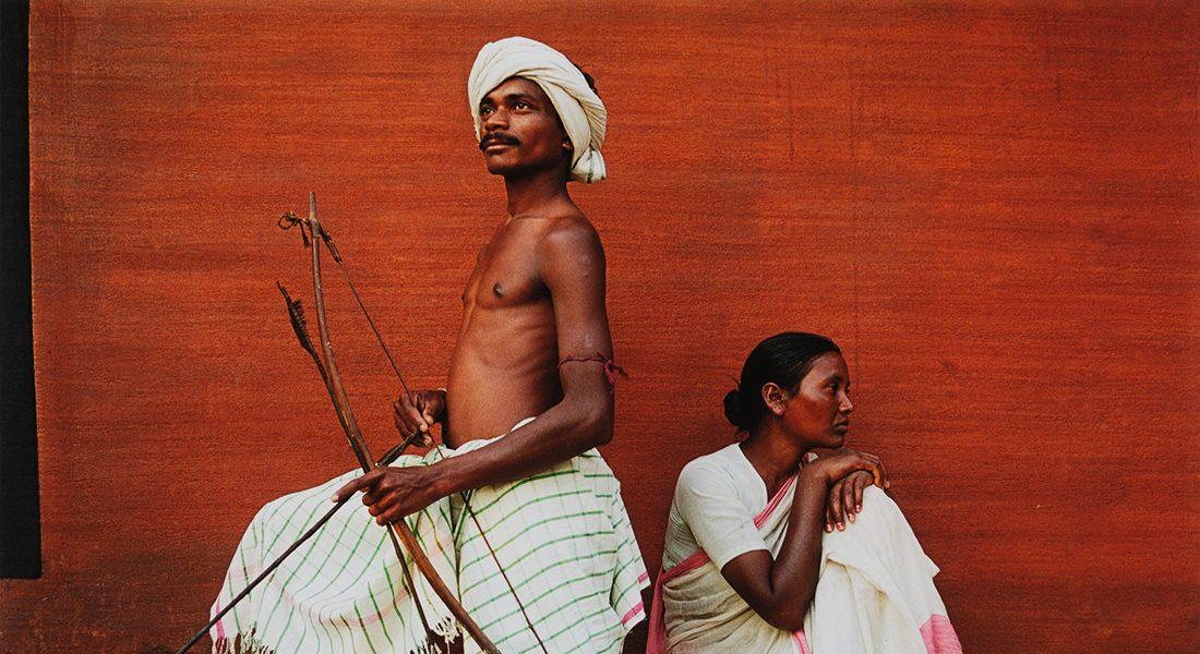 Indian Tribal Art I Ho Tribe, Jharkhand. Photo credit: Prashant Panjiyar I