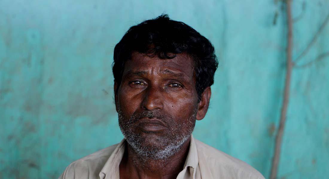 Mahendra Sao, Salhesh theatre artist, Jainagar, Bihar © Folkartopedia library