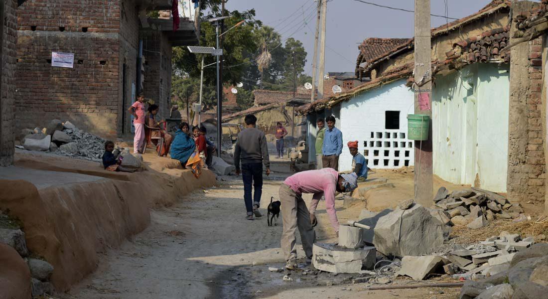 Patharkatti Village, Gaya, Bihar, 2018. Image: Tanay Pathak
