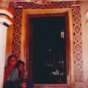 Traditional house of a tribal. Photo courtesy: Sanjay Singh