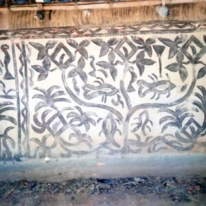 Sugiya Devi, Prajapati, vill. Kharati, Hazaribadh, Jharkhand. Img 2, 1994