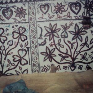 Sugiya Devi, Prajapati, vill. Kharati, Hazaribadh, Jharkhand. Img 5, 1994