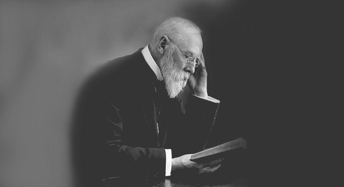 Sir George Abraham Grierson  by Bassano Ltd whole-plate glass negative, 9 June 1920 NPG x78693