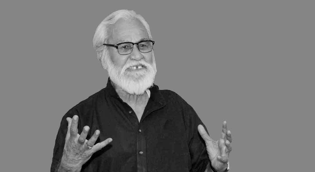 Padma Shri Shyam Sharma, Senior artist, Bihar