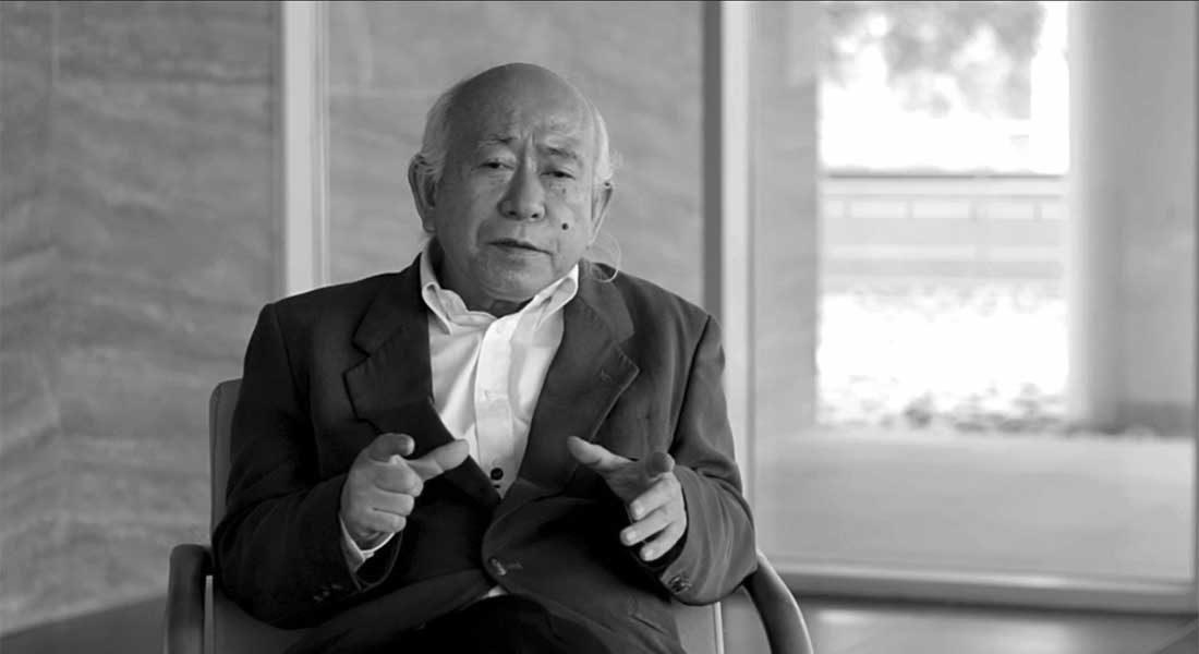 Tokio Hasegawa, Director, Mithila Museum, Japan. Photo: Folkartopedia library